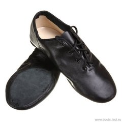 Джазовки для танцев кожаные