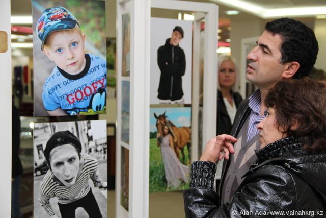 Фотовыставка Амирхана Сулейманова.