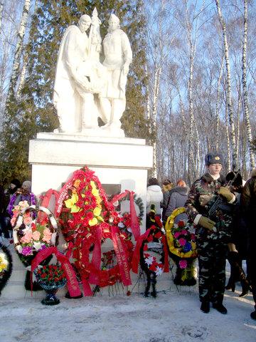 70 лет назад советские воины освободили наш район от фашистов