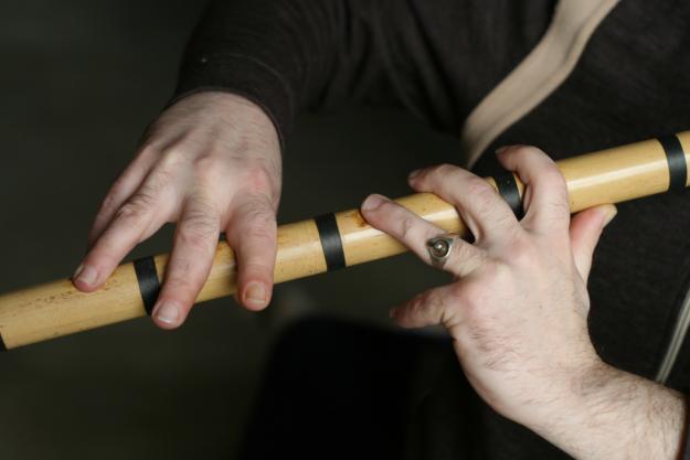 флейта бансури фото
