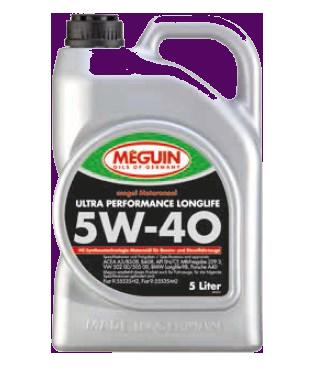 Long Life 5W-40