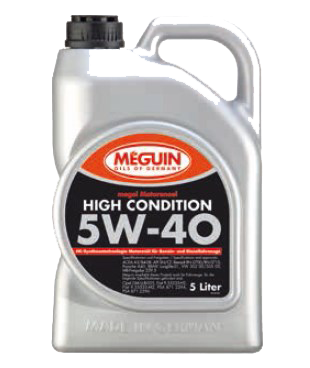 5W-40 High