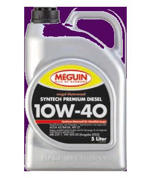 SAE 10W-40 Premium
