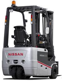 Nissan серии TX3