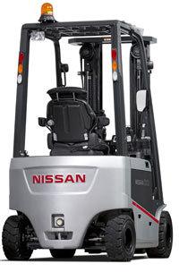 Nissan серии TX-4