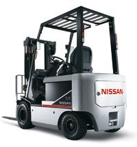 Nissan серии BX