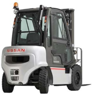 Nissan DX Series ECO-X ForkLift