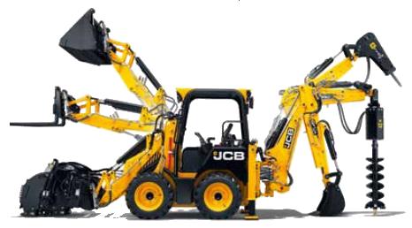 Навесное оборудование JCB