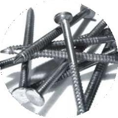Гвозди с кольцевой накаткой (ершенные) со склада в Иркутске