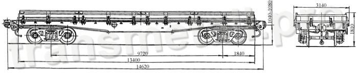 платформа 13-401