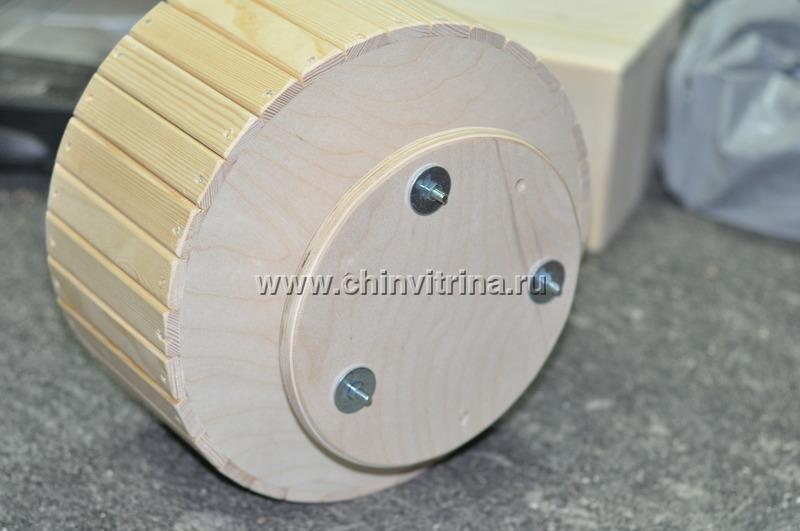 Деревянное колесо для шиншилл своими руками 34
