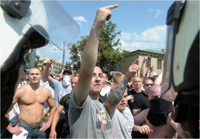 В столице Польши впервые в Восточной Европе прошел общеевропейский гей-пара